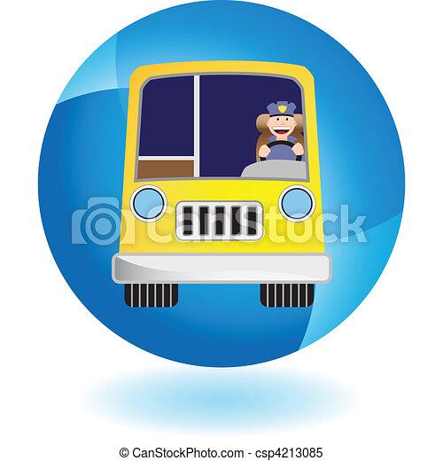 Bus Driver - csp4213085