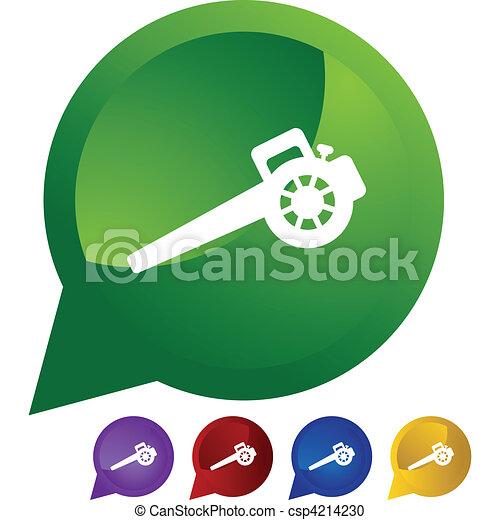 Leaf Blower - csp4214230