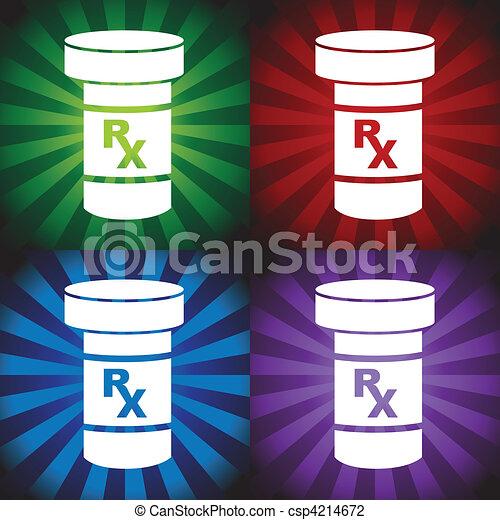 Medication - csp4214672
