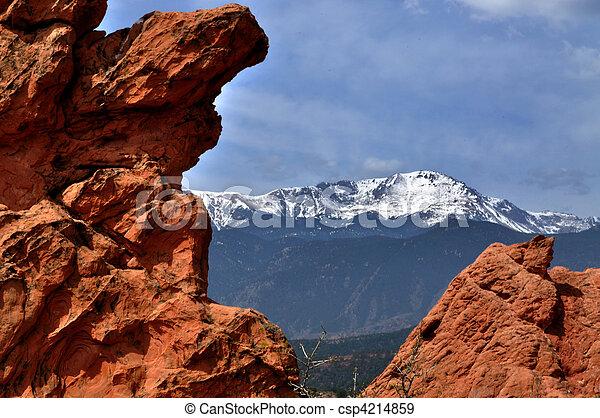 Pikes Peak - csp4214859