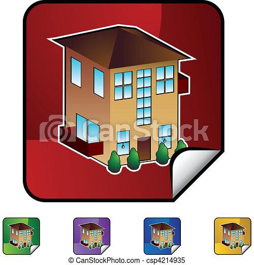 Apartment - csp4214935