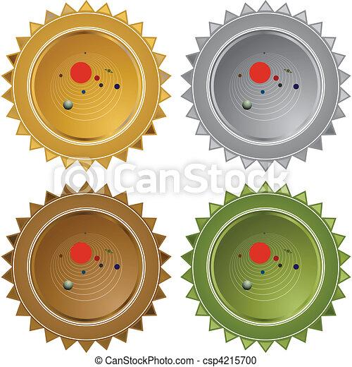 Solar System - csp4215700