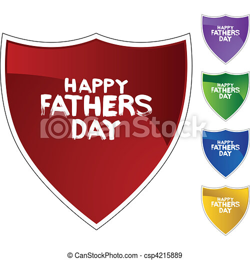 Happy Fathers Day - csp4215889