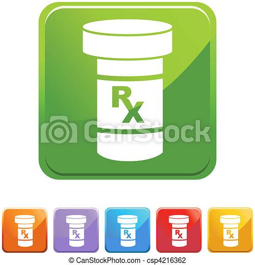 Medication - csp4216362