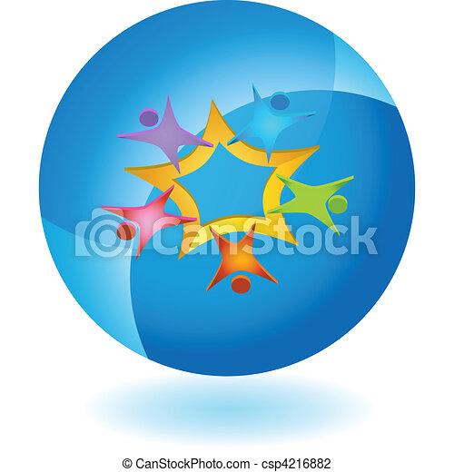 Teamwork - csp4216882