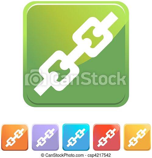 Chain Link - csp4217542
