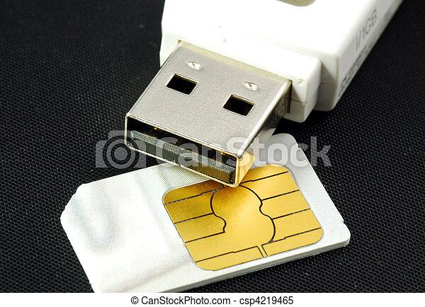 Wireless internet access - csp4219465