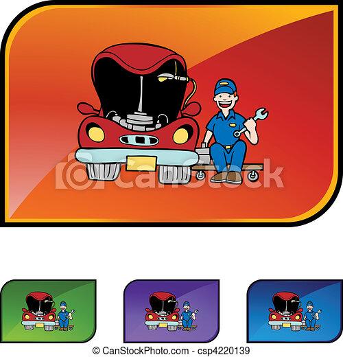 Car Fix - csp4220139