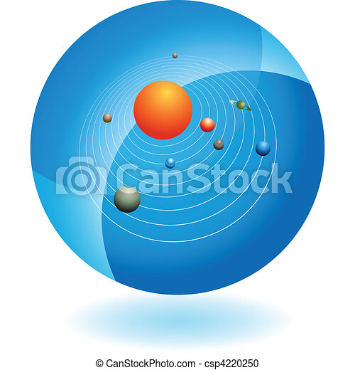 Solar System - csp4220250