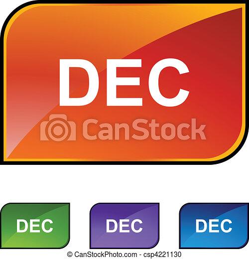 December - csp4221130