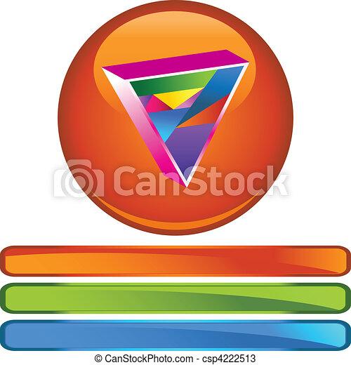 Gay Triangle - csp4222513