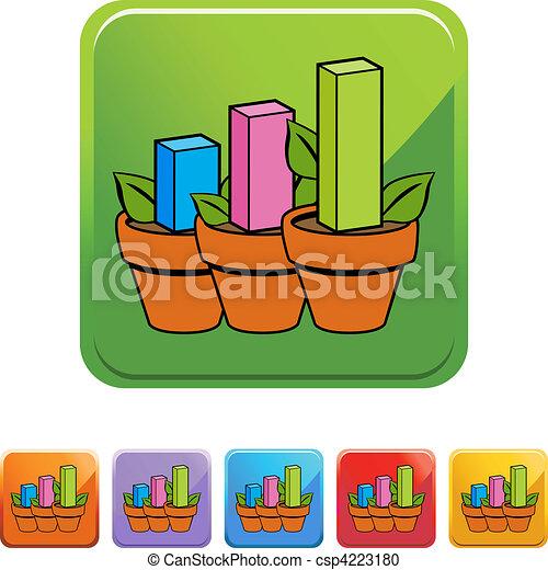 Profit Plant - csp4223180