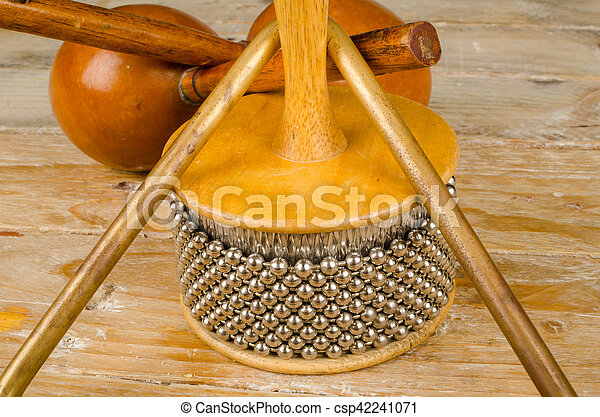 Small percussion instruments - csp42241071