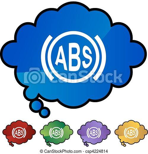 Antilock Braking System - csp4224814