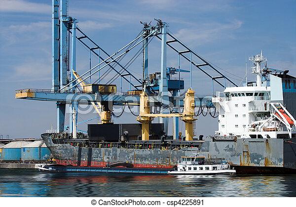 Freight transfer - csp4225891