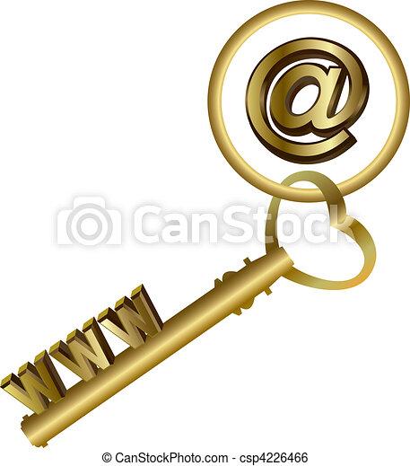 www - Key - csp4226466