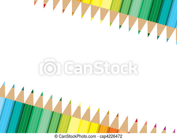Color Pencils  - csp4226472