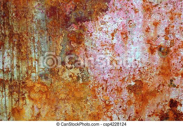 photo de acier oxyd grunge texture peinture rouill fer csp4228124 recherchez des. Black Bedroom Furniture Sets. Home Design Ideas