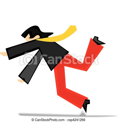 Gallery For > Someone Falling Down Clipart