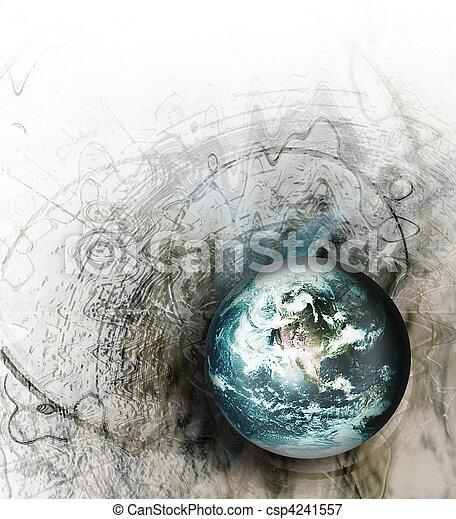 grunge world  - csp4241557
