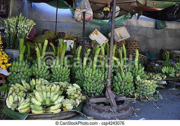 Bananas in Hue - csp4243076
