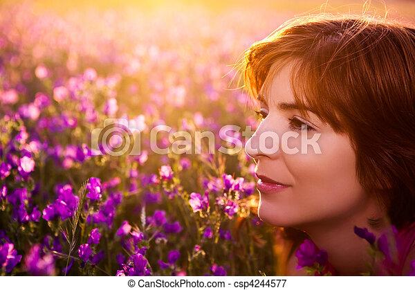 Enjoy the nature - csp4244577