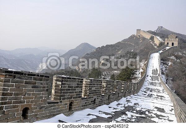 Great Wall - csp4245312