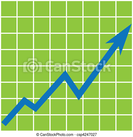 Business graphic - csp4247027