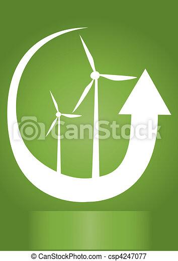 wind generator - csp4247077