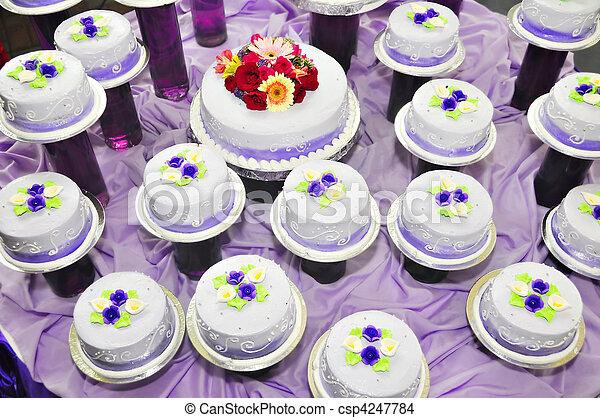 Debutante\'s Cake - csp4247784