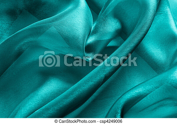 fabric silk texture for background - csp4249006