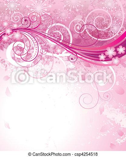 Pink of Spring - csp4254518