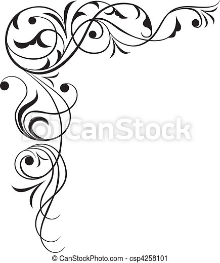 clip art line design clipart