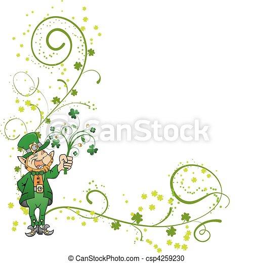 St. Patrick's Day - csp4259230