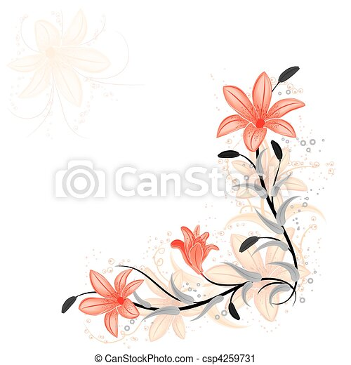 Lily Stock Illustrations. 15,151 Lily clip art images and royalty ...