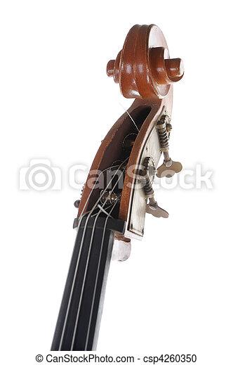 headstock contrabass. - csp4260350
