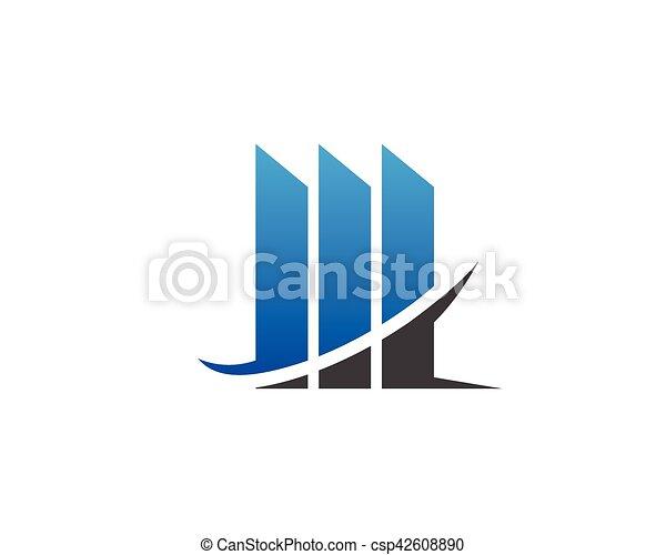 Business Finance Logo - csp42608890