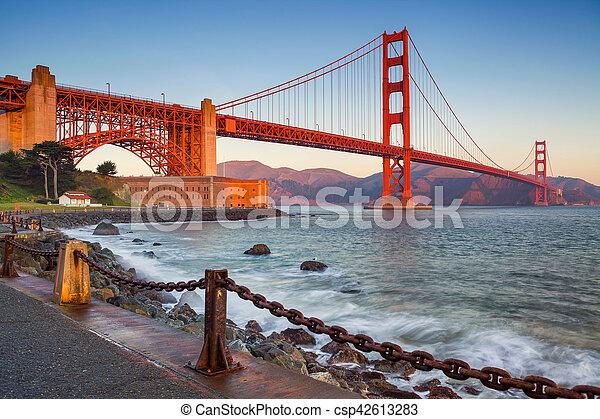 San Francisco. - csp42613283