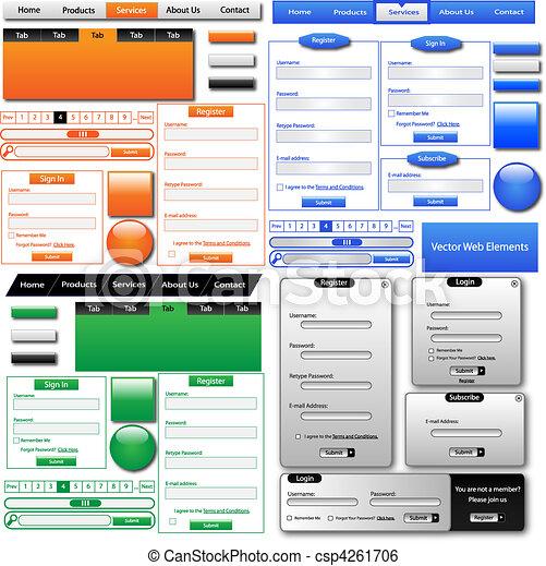 Multiple Web Elements - csp4261706