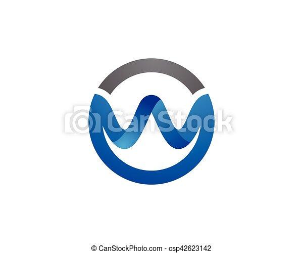 Business Finance Logo - csp42623142