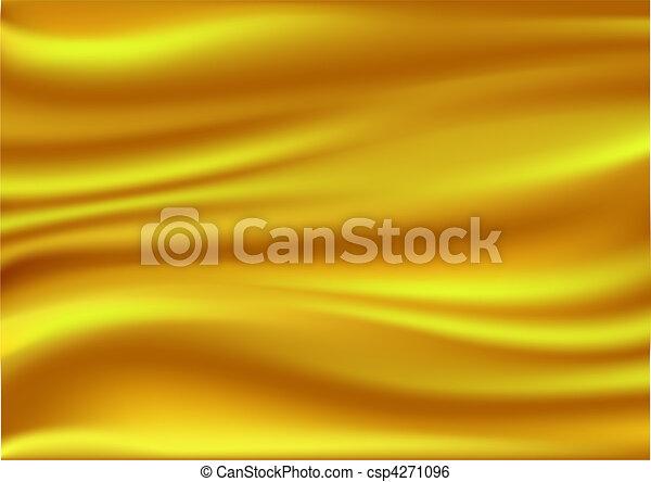 Golden background - csp4271096