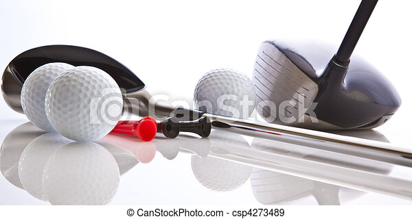 Golf Club - csp4273489