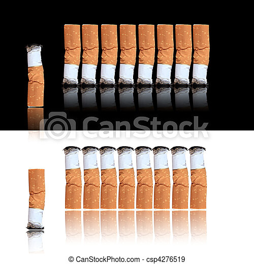 Cigarette - csp4276519