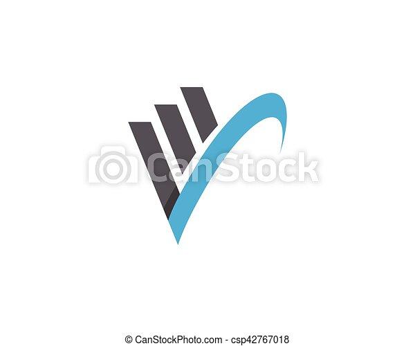 Business Finance Logo - csp42767018