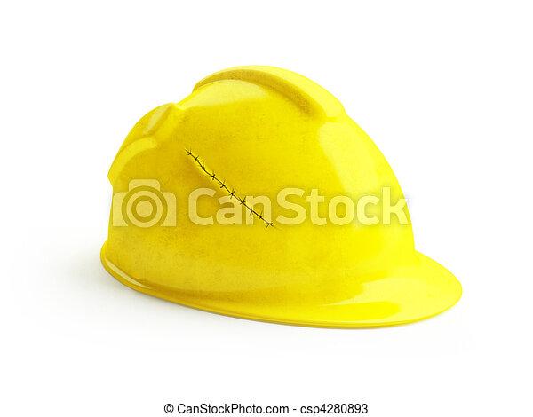 SAFETY ON WORK - csp4280893
