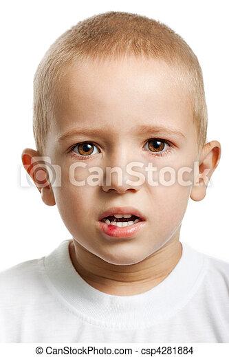 Wound child - csp4281884