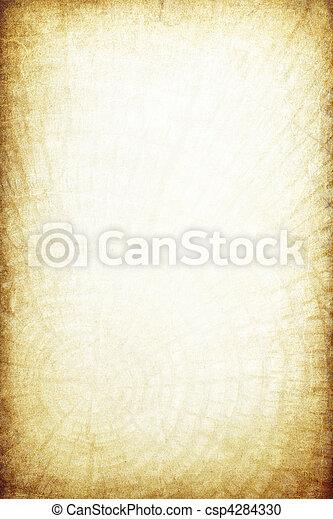 papper, Årgång, ved, Ringer, mönster - csp4284330