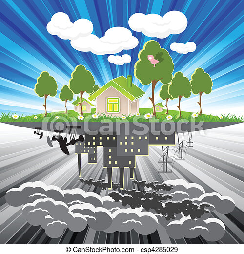 Ecology - csp4285029
