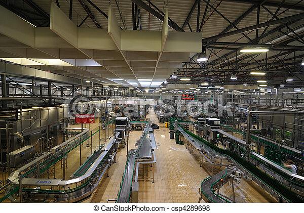Images de int rieur usine usine produire pilsner for Interieur usine