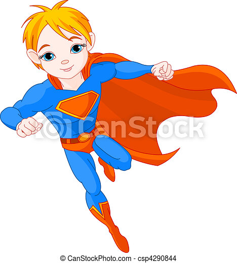 Super  Boy - csp4290844